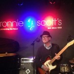 pguitarra show  ed motta ronnie scott's london
